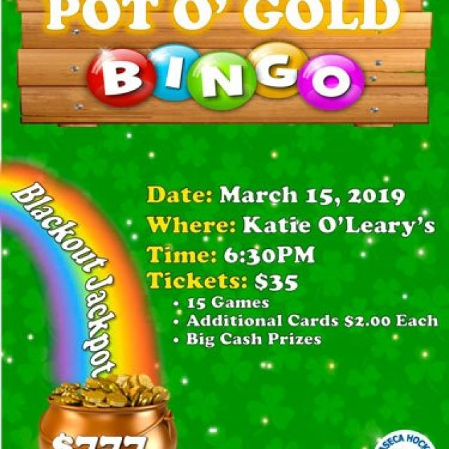 Pot O' Gold Bingo – Waseca